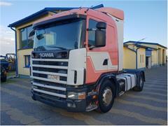 Scania 124 124L360 Exportamos a Paraguay