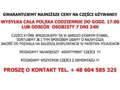 ZWROTNICA PIASTA LEWA MERCEDES ATEGO 1223,1217..