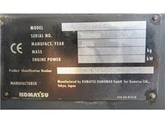 Komatsu WA 100 M-5