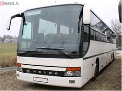 SETRA S317 UL