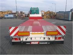 Naczepa 4 osiowa MAX Trailer MAX100-N-4A-9.30-U