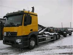 Mercedes Actros 2543, HAKOWIEC ORYGIN. W ZESTAWIE