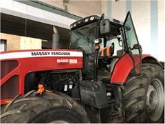 Massey Ferguson MF8480 Dyna-VT 216 kW