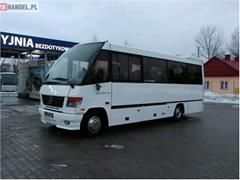 MERCEDES-BENZ 0815 TEAMSTAR