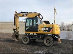 CATERPILLAR CAT M 316 D