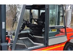 wózek widłowy Dan Truck 9670