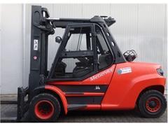 wózek widłowy Linde H80T-1100