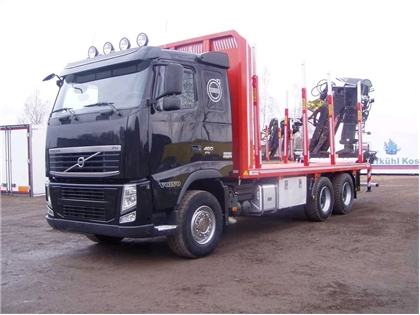 VOLVO FH 460,6x4