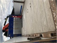 Scania P270 ciężarówka burtowa