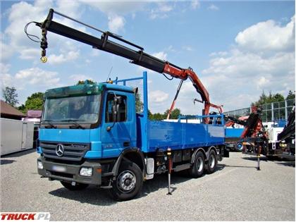 Mercedes Actros 2636 KN 6x4