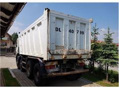 DAF DAF 85 CF wywrotka 8x4
