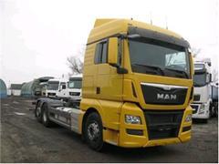 MAN TGX 26.400 E6  BDF, 315/80/22,5