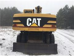 koparka kołowa CAT M320 caterpillar
