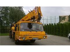 Tatra AD 28        dźwig samojezdny