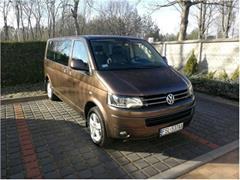 VW MULTIVAN 4MOTION 4x4, Automat DSG