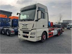 MAN TGX 26.440 BDF MANUAL