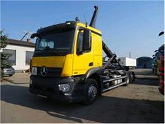 MERCEDES ACTROS 2543  E6 , HAKOWIEC ORYGINALNY