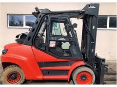 LINDE H80T wózek widłowy
