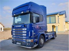 Scania 124 124L420 Exportamos a Paraguay