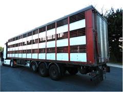 GUITTON Dla świń naczepa do przewozu bydł