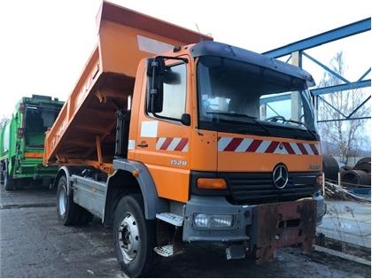 Mercedes Atego 1528 4x4 komunalny