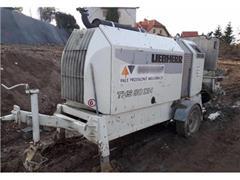 Liebherr THS80 DH pompa do betonu