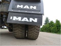 MAN TGS 18.400 NAPĘD NA WAŁ 4X4