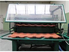 Maszyna do produkcji blaszanych pokryć dachowych