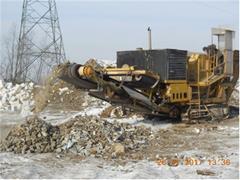 HARTL MT 503 BBV kruszarka