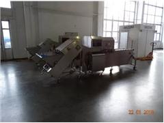 IMIZUNI  M-2R/3000 maszyna do obierania cebuli