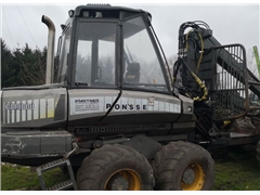 PONSSE Caribou forwarder