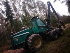 Timberjack 1270C      harvester