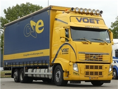 Volvo - FH 13.500 XL EEV LEATHER NICE