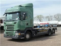 Scania - R410 HL 6X24 RETARDER