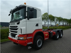 MAN SCANIA - G440 6X6 HHZ MANUAL