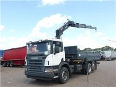 Scania - G420 6X2 HIAB166D/3 NEW