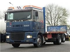 DAF - XF 95.480 EURO 2 STEEL IN FRON