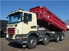 Scania - G480 PDE MEILLER BORDMAT.