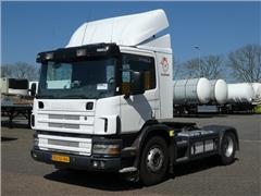 MAN SCANIA - P114.340 MANUAL NL-TRUCK