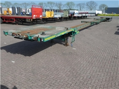 NOOTEBOOM - OVB-65-04V TRIPLE 4X STEER AXLE 43M TO