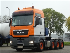 MAN - 41.540 TGX XXL 8X4 120 TON
