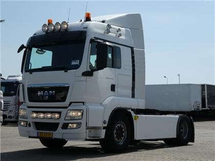 MAN - 18.400 TGS LX EURO 5 NL-TRUCK