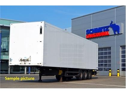 Schmitz Cargobull SKO 24/L-14.4 FP 60 COOL