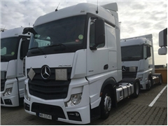 Mercedes Actros ciągnik Mercedes-Benz