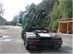 Scania G420 do drewna,lasu-Dłużycy 6X4 manual