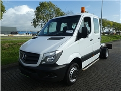 Mercedes -BENZ - SPRINTER 511 CDI PICK UP DC 3500 KG T