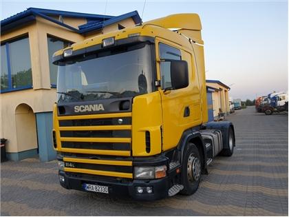 Scania 114 114L380 Exportamos a Paraguay !!