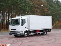 Renault MIDLUM 180 DCI  Kontener 12 EURO PALET