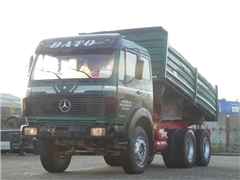 Mercedes -BENZ - 2632 K V10 6X4 FULL STEEL