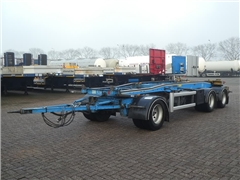 HUFFERMANN - HSA 3 CONTAINER SLID 3 AXLE 30T